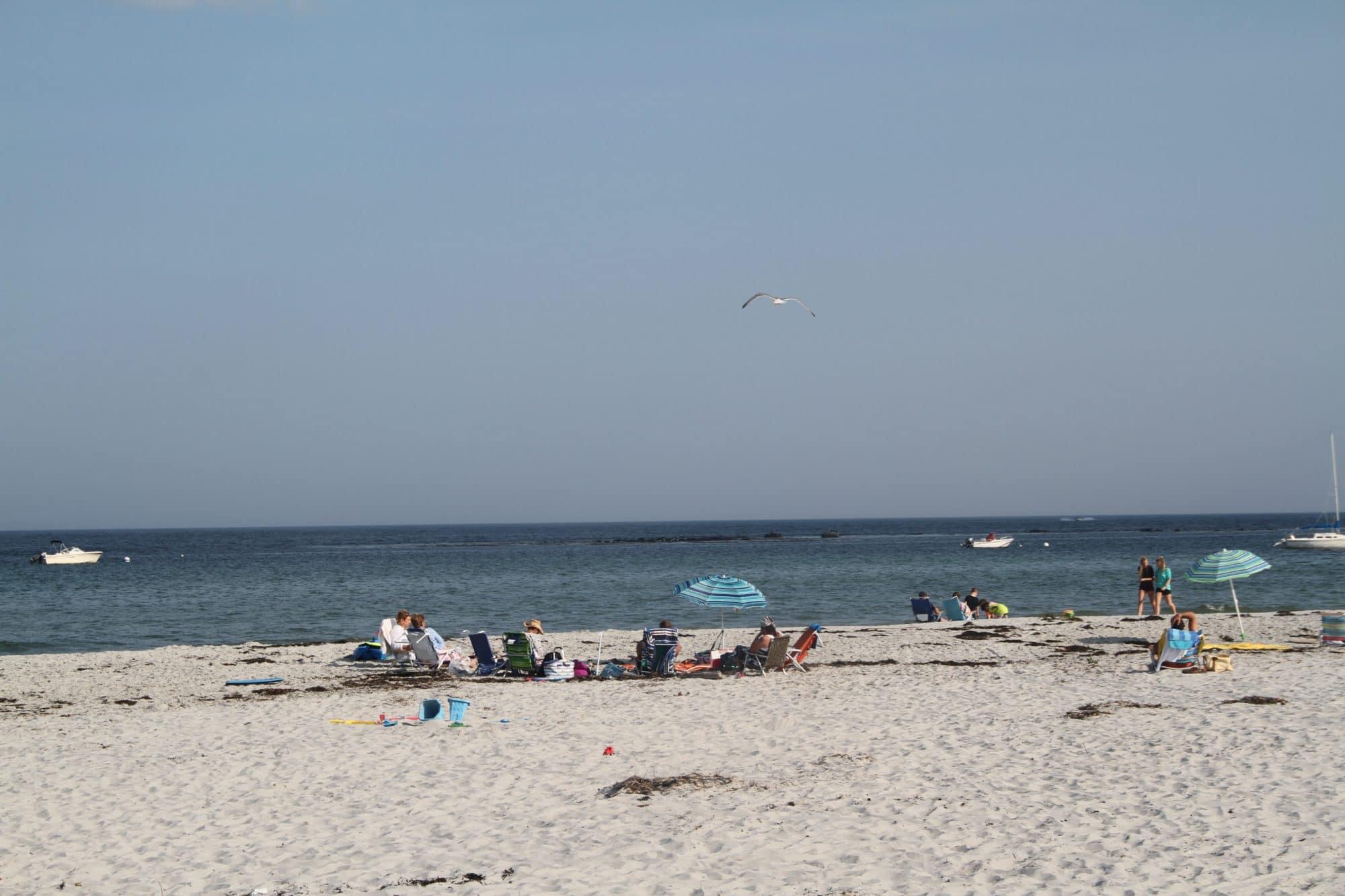 goose-rocks-beach-umbrellas-blue
