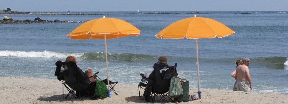 kennebunk-beach-umbrellas