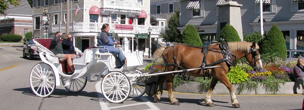 kennebunkport-carriage-ride